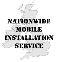 Professional installation service at your home or work anywhere in the UK